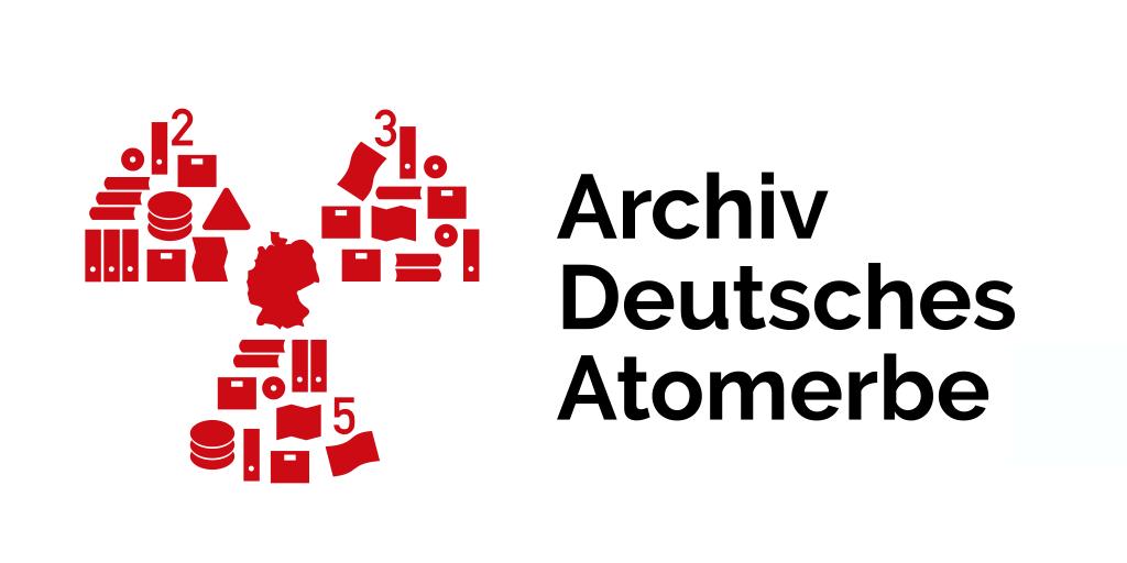 Logo Archiv Deutsches Atomerbe